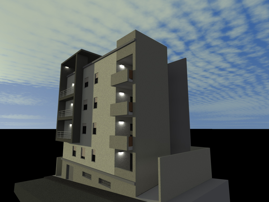 plan architectural 1