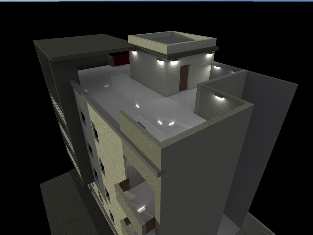plan architectural 2