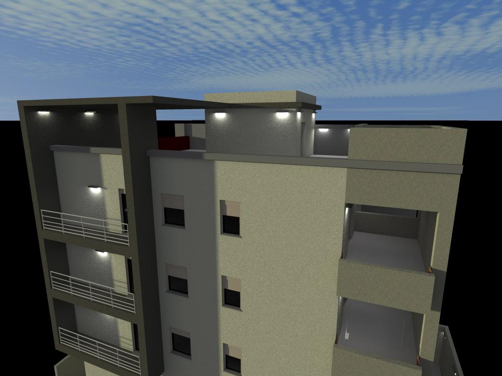 plan architectural 3