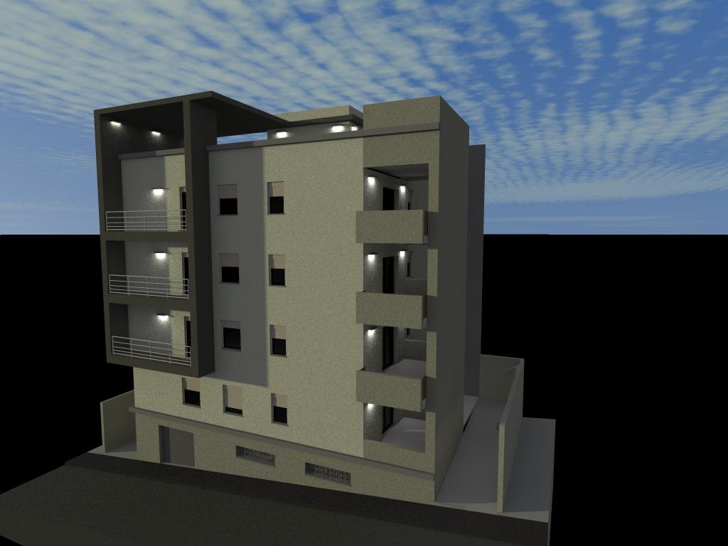 plan architectural 5